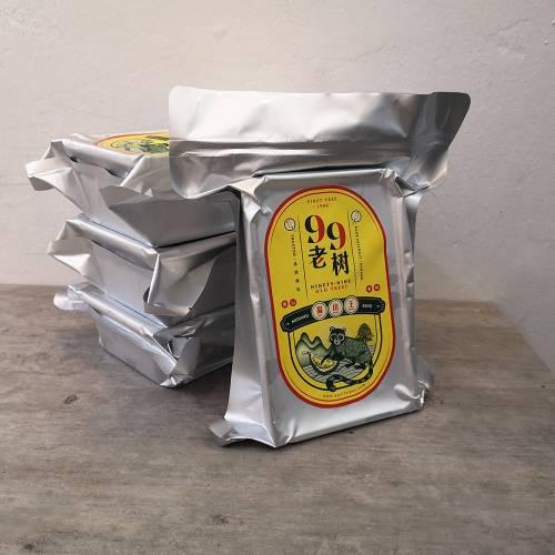 Frozen Mao Shan Wang [450gram] - 4 Boxes Package